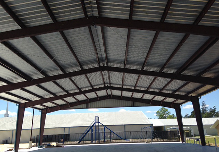 Pre Engineered Metal Buildings Livingston Texas
