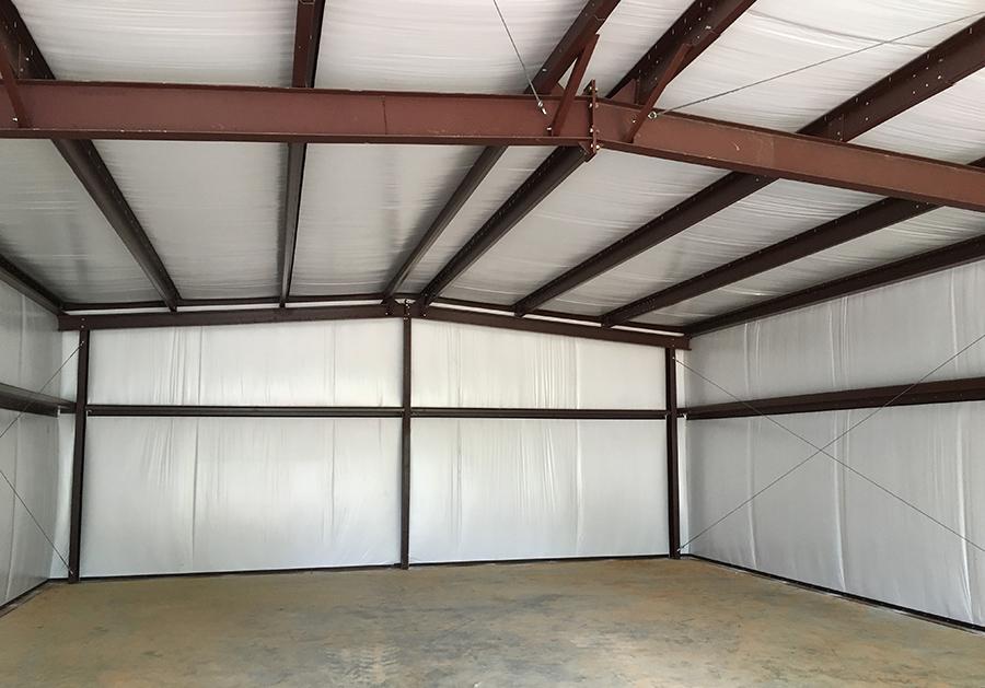 Pre Engineered Metal Buildings Livingston Texas